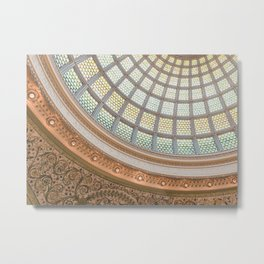 Cultural - Chicago Photography Metal Print