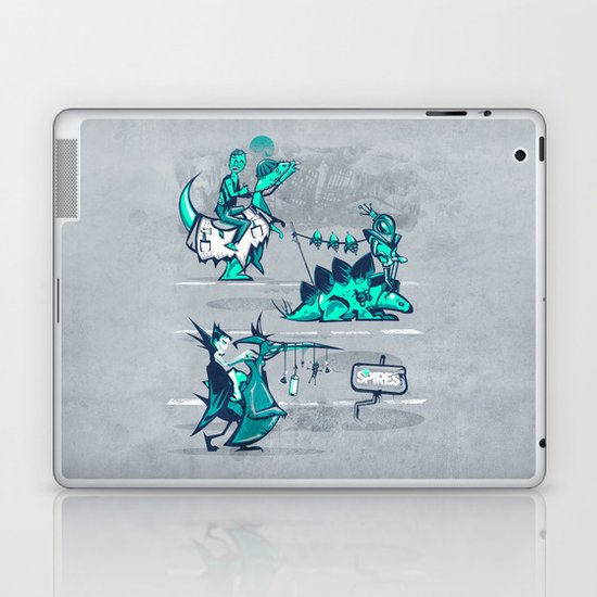 Post Human Caravan Laptop & iPad Skin