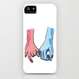 Hold on Loosely iPhone Case