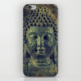 Buddha The End of Suffering iPhone Skin