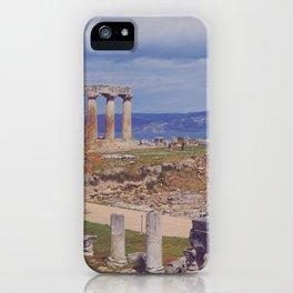 Ancient Corinth iPhone Case
