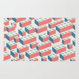 Building Blocks Pattern – Colour Rug