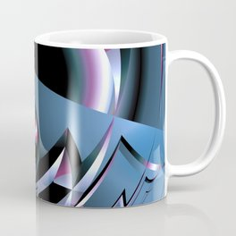 Abstract 347 Coffee Mug