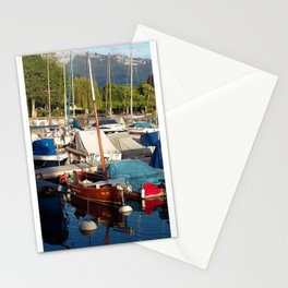 Yachts II Stationery Cards