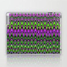 Making Waves Neon Lights Laptop & iPad Skin