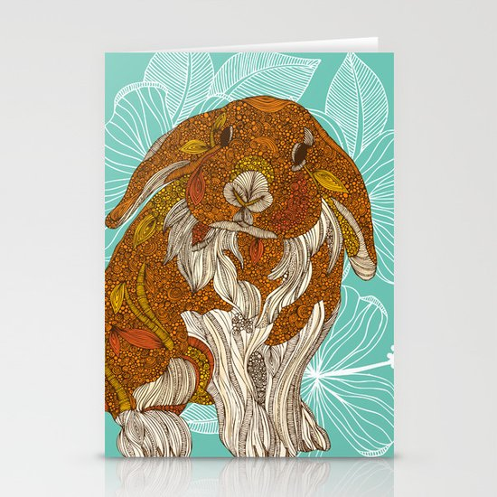 Hello little bunny Stationery Cards