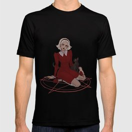 Half-blood witch T-shirt