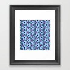 pttrn17 Framed Art Print