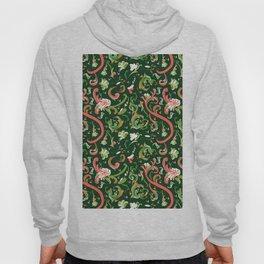 Swirly Trendy_Green Hoody