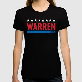 Warren in 2020 T-shirt