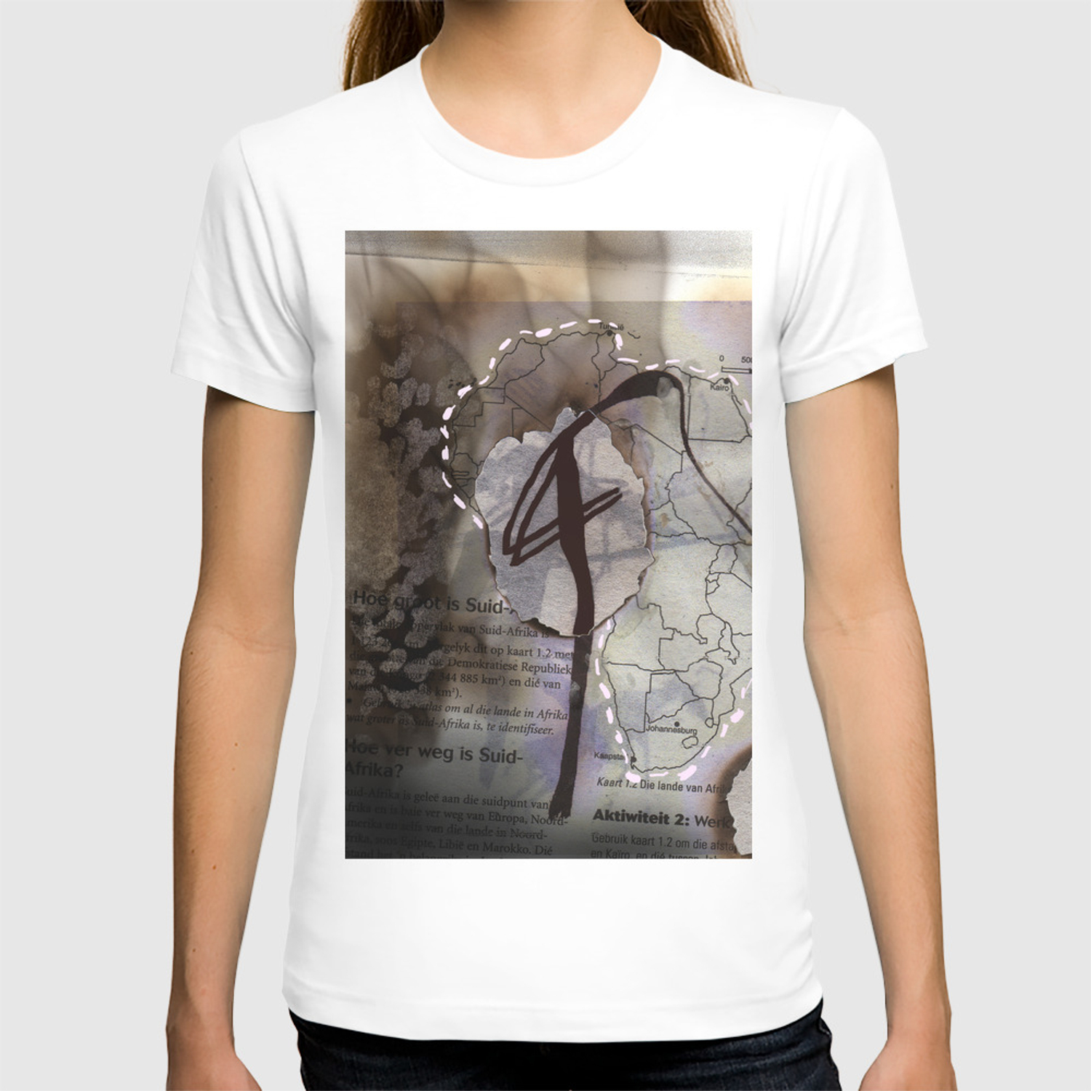 Praying for rain T-shirt