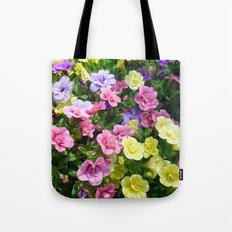 Lovely Flowers 17 Tote Bag