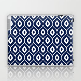 Leela Navy Laptop & iPad Skin