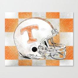 Tennessee Volunteers Canvas Print