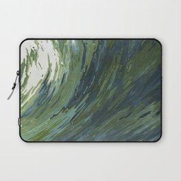 Big Pacific Ocean Wave Laptop Sleeve