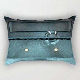 Bath House Rectangular Pillow