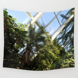 A taste of the tropics in Wisconsin Wall Tapestry