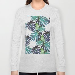 Monstera Bondi Long Sleeve T-shirt