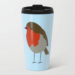 Red Robin - British Garden Bird Travel Mug
