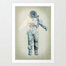 Astroscape Art Print