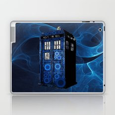 TARDIS Laptop & iPad Skin