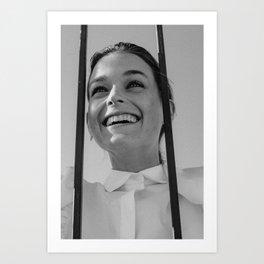 Olsen 2 Art Print