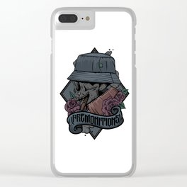 Premonitions Clear iPhone Case