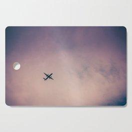 Plane Over Osaka Cutting Board