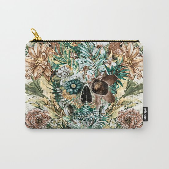 Skull IV Carry-All Pouch