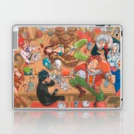 Fairy Tail Laptop & iPad Skin