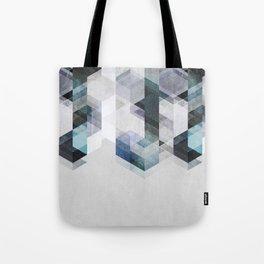 Nordic Combination 22 B Tote Bag