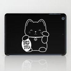 Stay Lucky BLK iPad Case