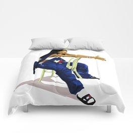 Aaliyah Comforters