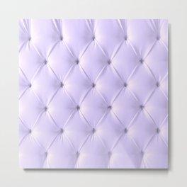 lavender chesterfield Metal Print
