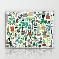Leafy Greens Laptop & iPad Skin