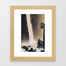 Morning in Ueno Framed Art Print
