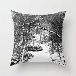 Trees #3 Throw Pillow