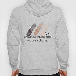 Breathe Rest Breathe Hoody