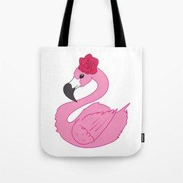 Flamenco Flamingo Tote Bag