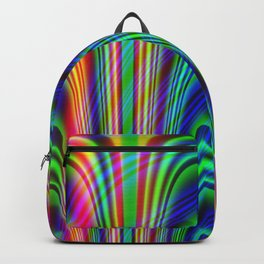 Lifes Ups And Downs Backpack