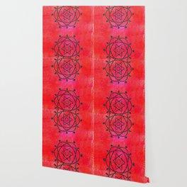 Funky Atoms Wallpaper