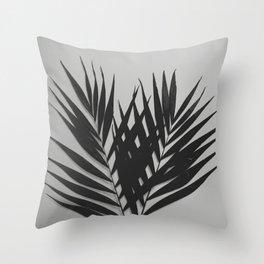 Palm Leaves #5 #foliage #decor #art #society6 Throw Pillow