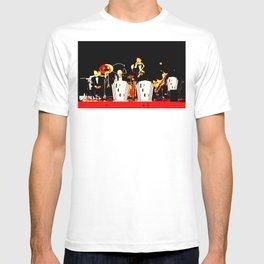 Cotton Club Crooners T-shirt