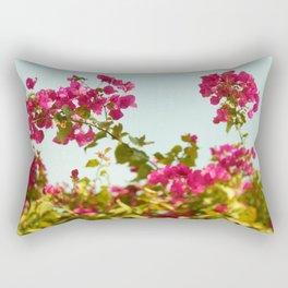 Bougainvillea Dream Rectangular Pillow