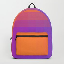 Squares and Stripes Four Backpack