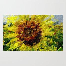 Sonnenblume Rug