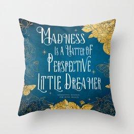 Little Dreamer - The Bone Season Throw Pillow
