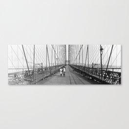 Brooklyn Bridge, USA Canvas Print