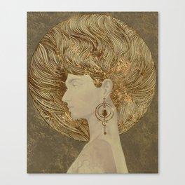 Untitled I Canvas Print