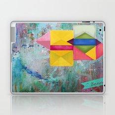 geometric dreams Laptop & iPad Skin